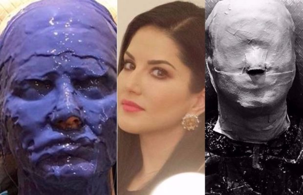 Sunny Leone look is unrecognized for her next project look see Sunny Leone amazing project photos