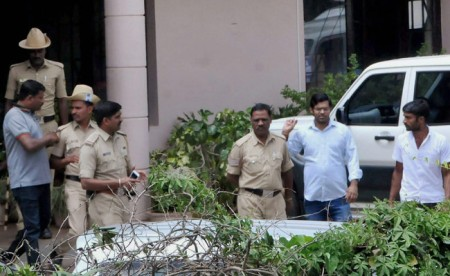 The Income Tax Department on Thursday raided 25 properties of VG Siddhartha
