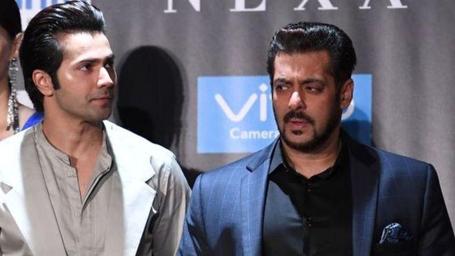 Varun Dhawan does not mind thinking of Salman